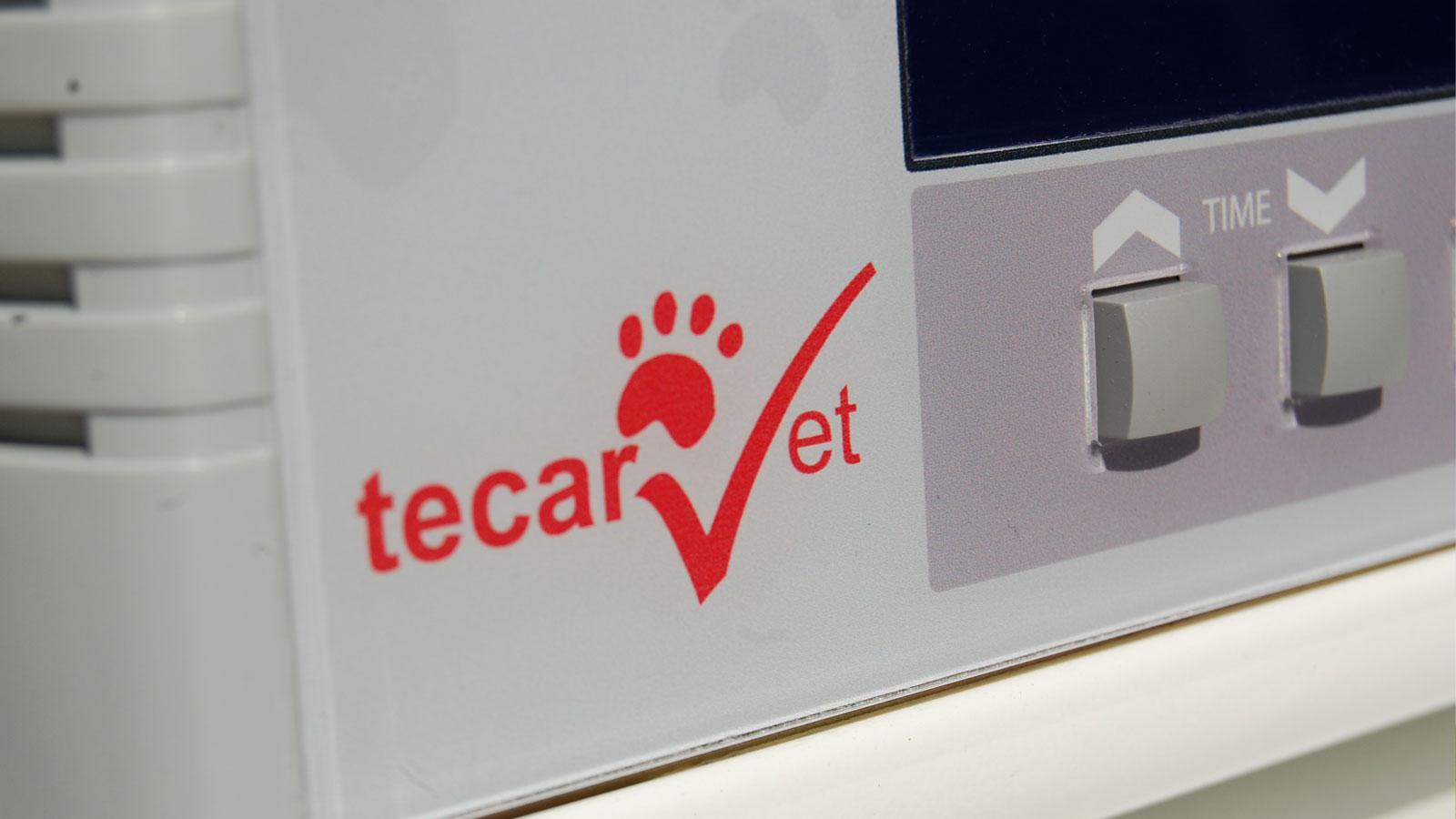 tecnología tecarterapia veterinaria